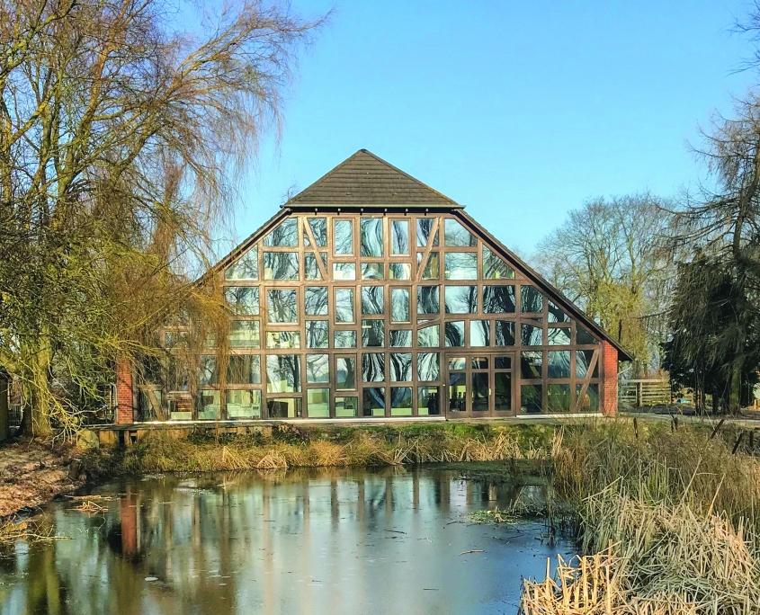 Ausstattung des Landhauses Dragun bei Schwerin | Urlaub auf dem Land - Hellberg-Domizil.com