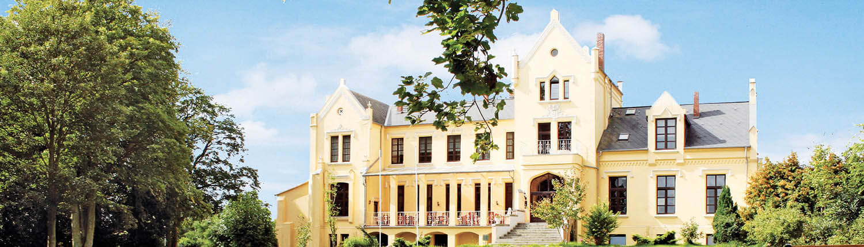 Das wunderschöne Schloss Poggelow: Ihr Schloss zur Miete in der Mecklenburgischen Schweiz