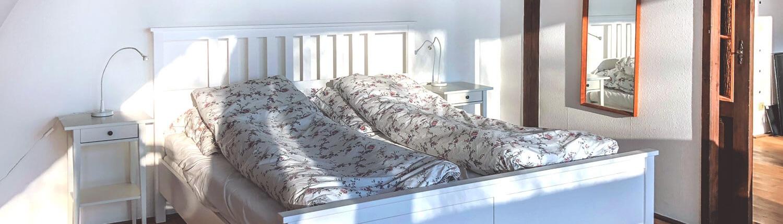 Mit 11 Schlafzimmern bietet das Landhaus Dragun höchsten Komfort für bis zu 20 Personen: Das ideale Ferienhaus für Gruppen, Großfamilien oder auch für betriebliche Schulungen außerhalb der eigenen Geschäftsräume.